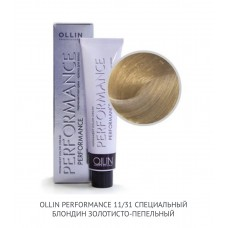 Ollin Perfomance 11/31  Gold Ash  Permanent color