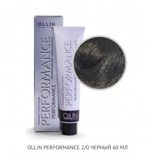 Ollin Perfomance 2/0 Natural Permanent color