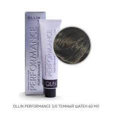Ollin Perfomance 3/0 Natural Permanent color