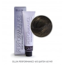 Ollin Perfomance 4/0 Natural Permanent color