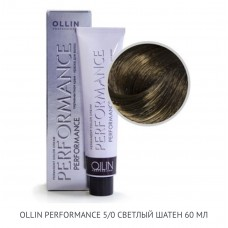 Ollin Perfomance 5/0 Natural Permanent color