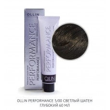 Ollin Perfomance 5/00 Deep Natural Permanent color