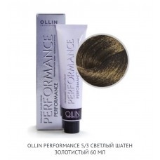 Ollin Perfomance  5/3 Gold  Permanent color