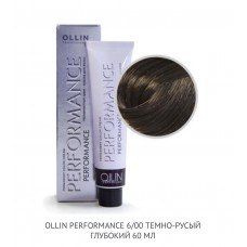 Ollin Perfomance 6/00 Deep Natural Permanent color